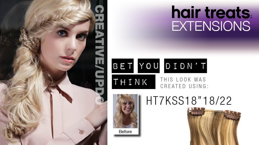 Hairtreats treat yourself extensions extensions pmusecretfo Images
